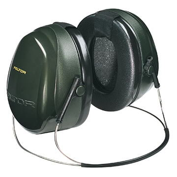 3M™ Peltor™ Optime™ 101 Series Behind-The-Head Earmuff