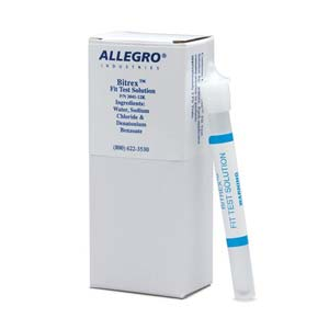 Allegro® Bitrex Respirator Fit Test Kit™ Replacement Test Solution