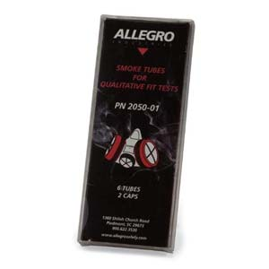 Allegro® Replacement Respirator Smoke Test Tubes