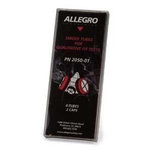 Allegro® Replacement Respirator Smoke Test Tubes
