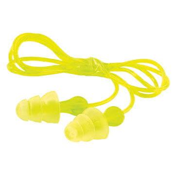 3M™ Corded Tri-Flange™ Earplugs
