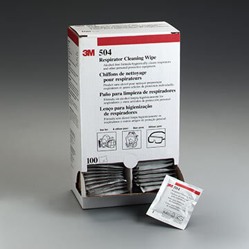 3M™ Respirator Cleaning Wipes