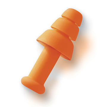 Howard Leight® SmartFit® Detachable Cord Multiple-Use Earplugs