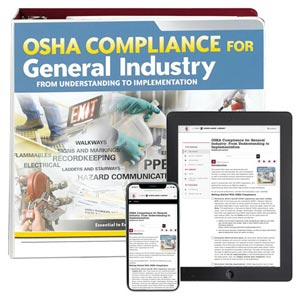 OSHA Compliance for General Industry Manual