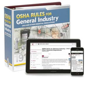 OSHA for General Industry: 1910 and Other Essentail Regulations
