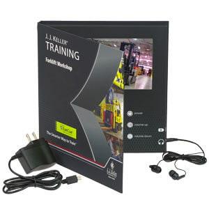The Forklift Workshop - Video Training Book
