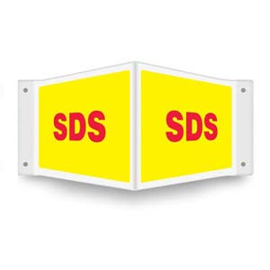 SDS Sign - 3D Projection