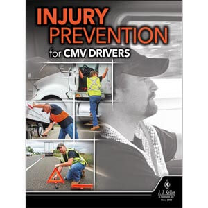 Injury Prevention for CMV Drivers - Pay Per View Training