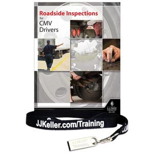 Roadside Inspections for CMV Drivers Training