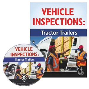 Vehicle Inspections: Tractor Trailers - DVD Training