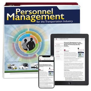 Personnel Management for the Transportation Industry Manual