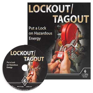 Lockout/Tagout: Put a Lock on Hazardous Energy - DVD Training