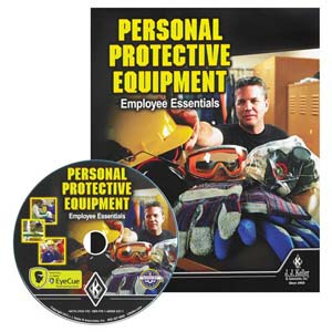 Personal Protective Equipment: Employee Essentials - DVD Training