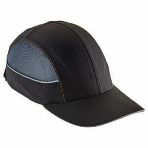 Ergodyne® Skullerz® Long-Brim Bump Cap w/ LED Light