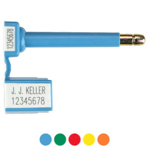 Klicker 2-Color Bolt Security Seal