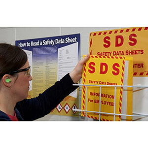 HazCom: GHS Safety Data Sheets (SDS) - Online Training Course