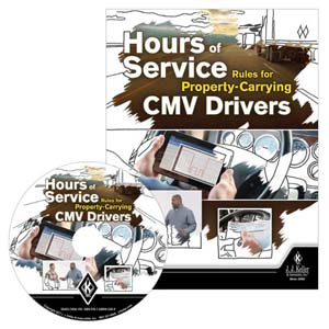 Hours of Service Rules for Property-Carrying CMV Drivers - DVD Training