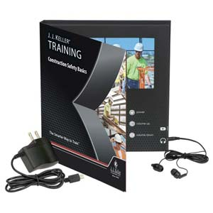 Construction Safety Basics - Video Training Book