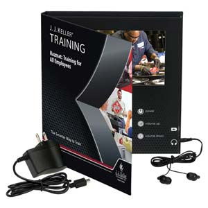 Hazmat: Training for All Employees - Video Training Book