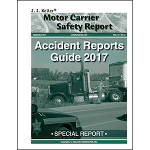 Special Report - Accident Reports Guide 2017
