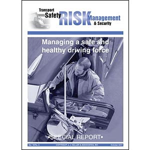 Special Report - Managing a Safe and Healthy Driving Force