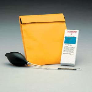 Allegro® Standard Respirator Smoke Fit Test Kit