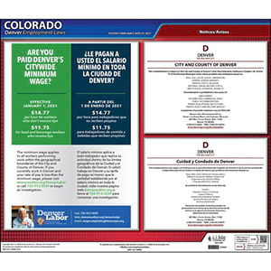 Colorado / Denver Non-Discrimination Poster