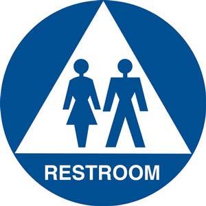 Restroom & Bathroom Signs | J. J. Keller