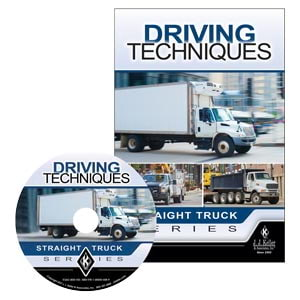 Driving Techniques: Straight Truck Series - DVD Training