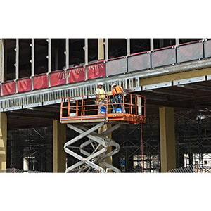 Scissor Lifts for Construction - Online Training Course