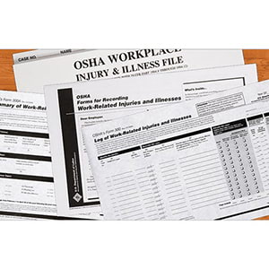 Workplace Injury & Illness: OSHA Reporting & Recordkeeping for Managers - Online Training Course