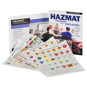 Hazmat: Training for All Employees - Employee Training Packet