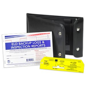 ELD Backup Log Book Kit