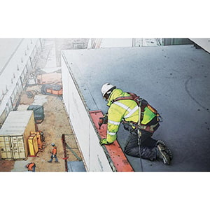 Fall Protection for Construction - Streaming Video Training Program