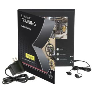 Forklift Training - Video Book