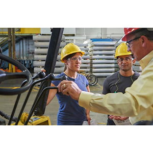 Forklift Training - Streaming Video Training Program