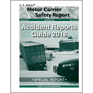 Special Report - Accident Reports Guide 2018