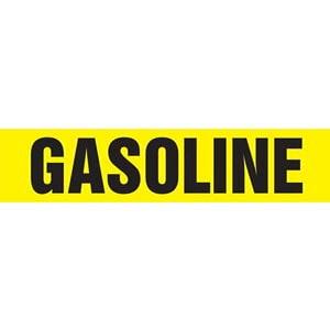 Gasoline Pipe Marker - ASME/ANSI