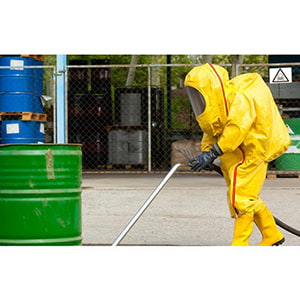 HAZWOPER: Emergency Response Initial Training: Hazmat Technician-Level Responders Curriculum - Online Course