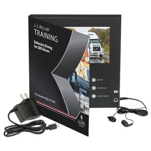 Defensive Driving for CMV Drivers - Video Training Book