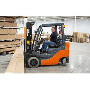 Forklift Training: Operating Procedures - Pay Per View Program