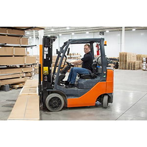 Forklift Training: Operating Procedures - Online Course