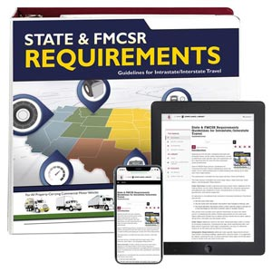 State & FMCSR Requirements Guide
