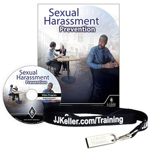 Sexual Harassment Prevention - DVD Training