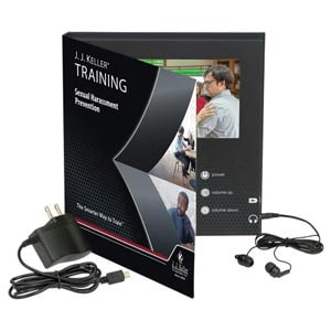 Sexual Harassment Prevention - Video Training Book