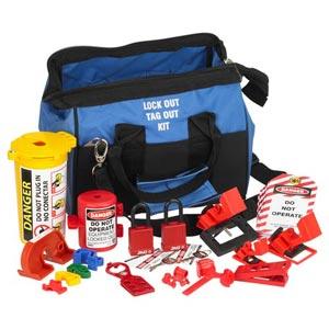 Electrical Lockout/Tagout Kit