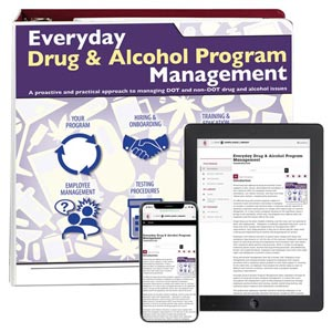 Everyday Drug & Alcohol Program Management Manual