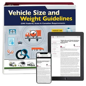Vehicle Size and Weight Guidelines Manual