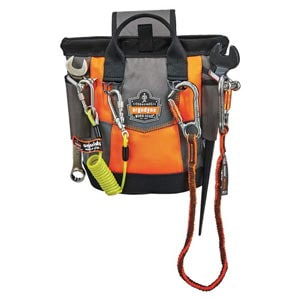 Premium Topped Tool Pouch with Hinge