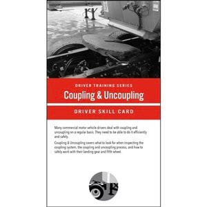 Coupling & Uncoupling: Driver Training Series - Driver Skills Cards